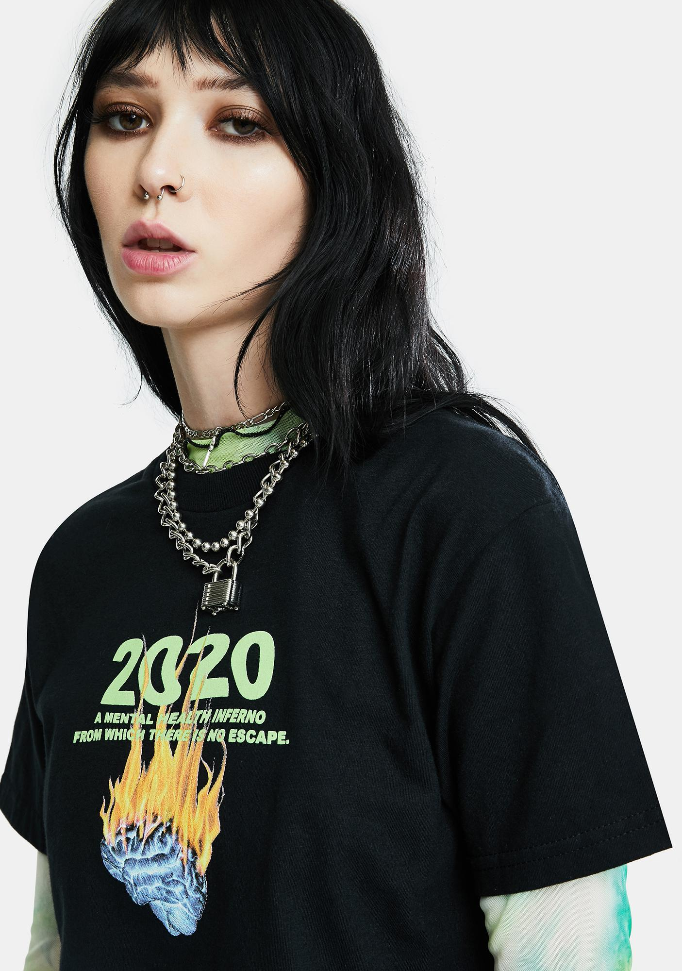 Flying Coffin 2020 Graphic Tee
