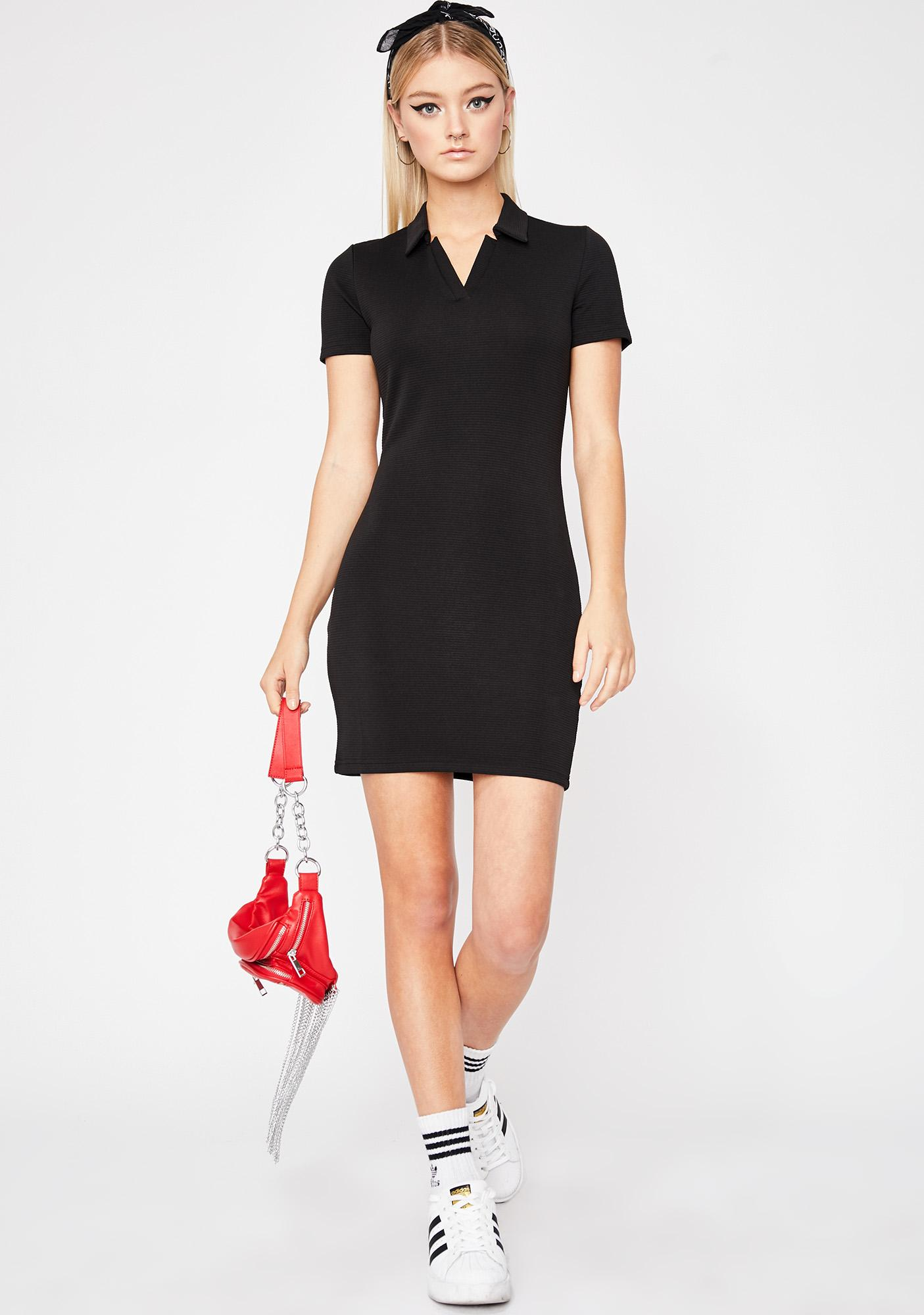 Ink Not Regular Polo Dress