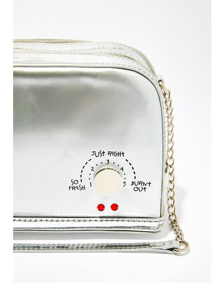 Kitsch A Toast To You Crossbody Bag