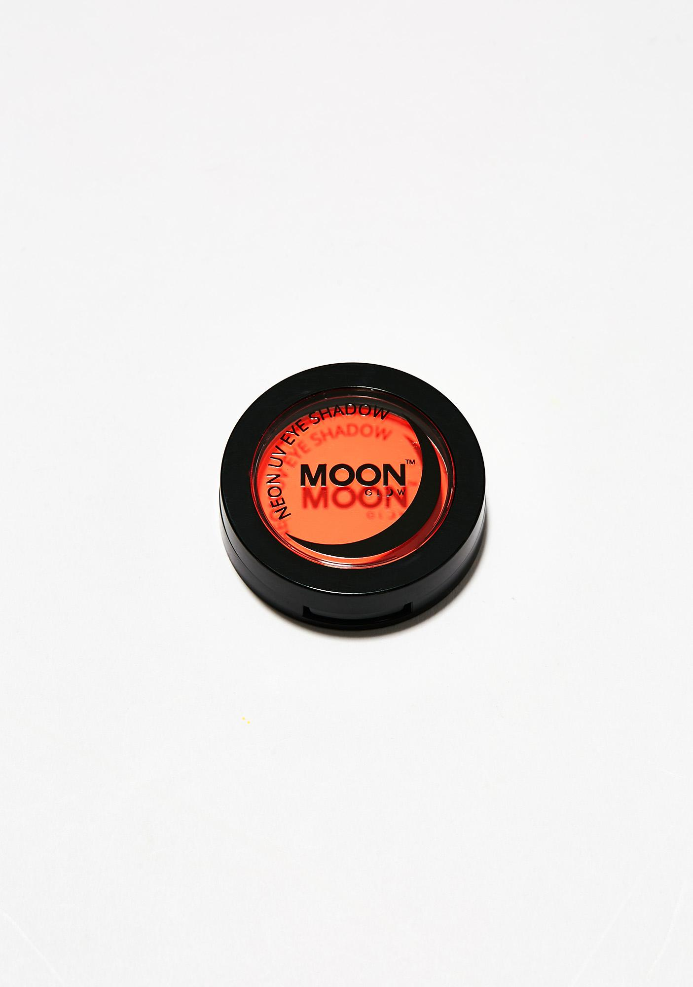 Moon Creations Neon Intense Orange UV Eye Shadow