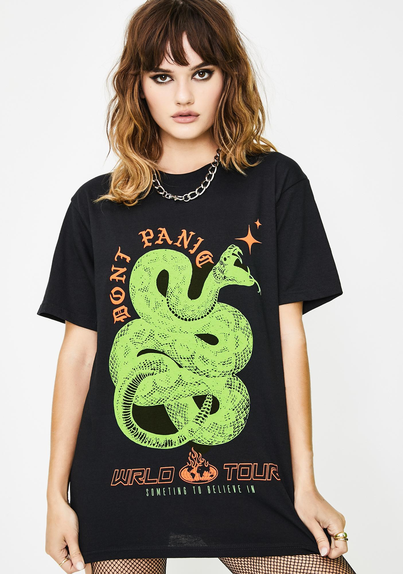 ILL INTENT Don't Panic Graphic Tee