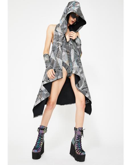 Tantric Hooded Cloak