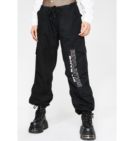 Boys Lie Pink Revolution Pants
