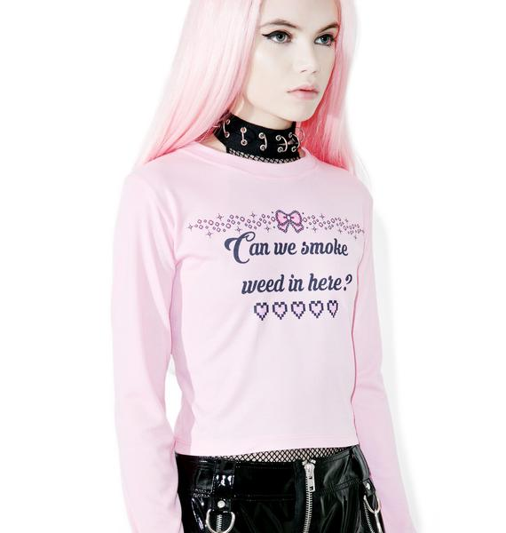 Kawaii Strain Long Sleeve Tee
