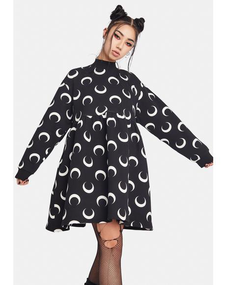 La Luna Babydoll Dress