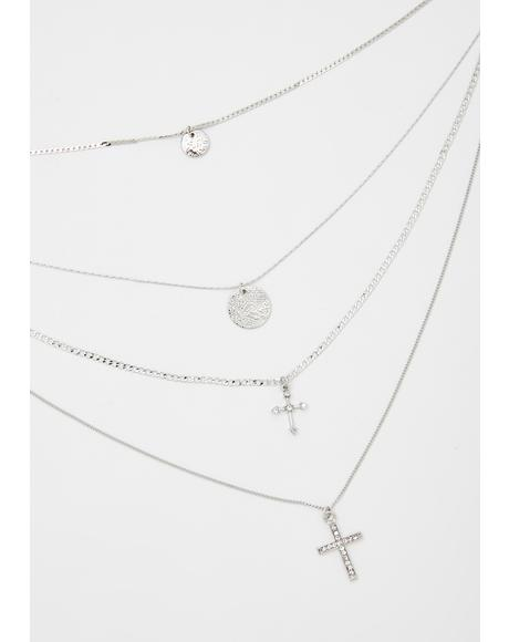 Holy Fool Layered Necklace