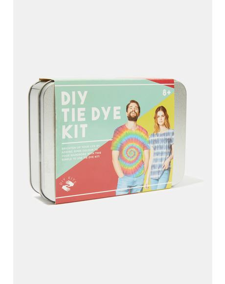 Hippie Holiday DIY Tie Dye Kit