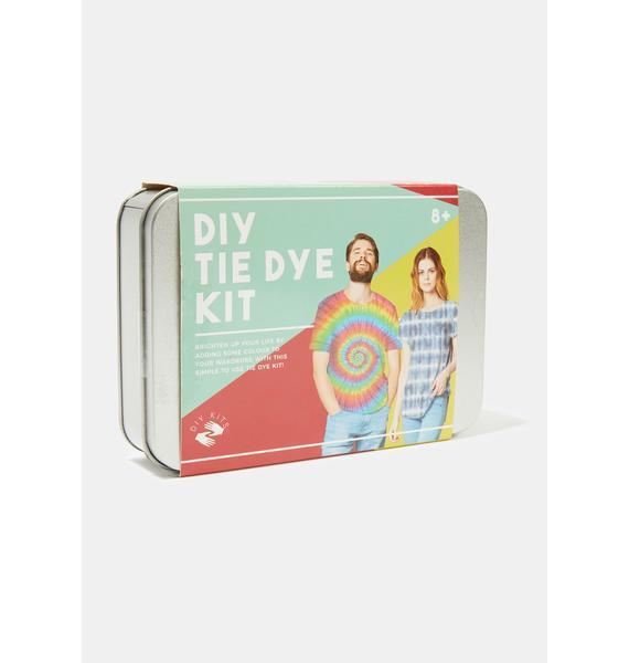 Hippie Holiday DIY Tie Dye Kit