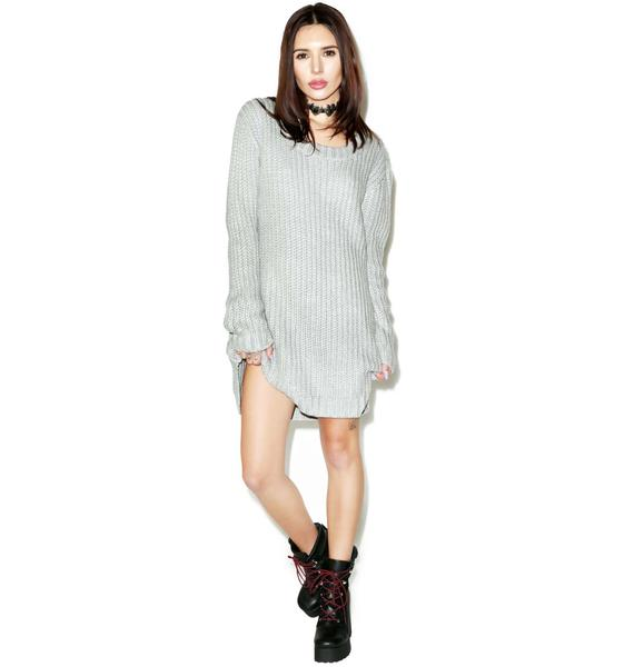 Evil Twin Lunar Rock Jumper Dress