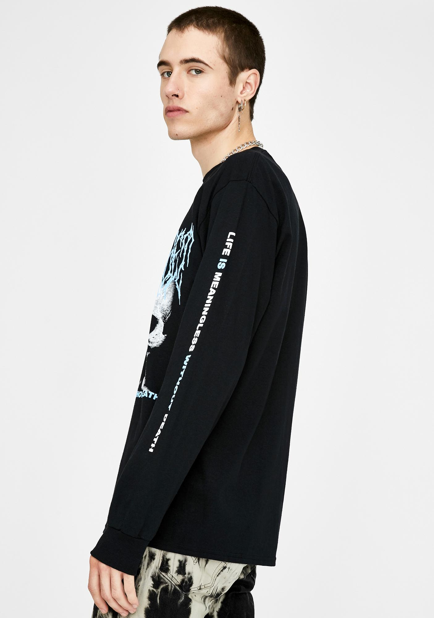 Learn To Forget Life And Death Graphic Tee
