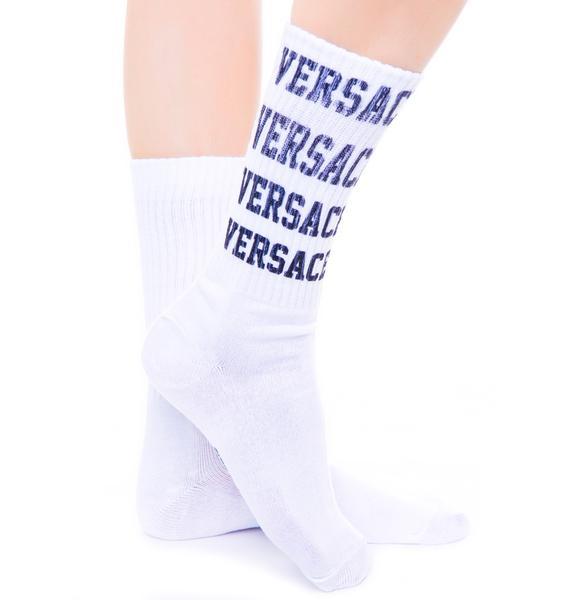 O Mighty Ver-sah-chee Socks