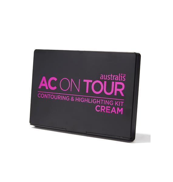 Australis Warm Cream Contour Kit