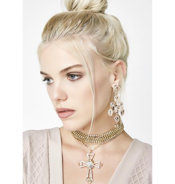 Count Ya Blessings Earrings