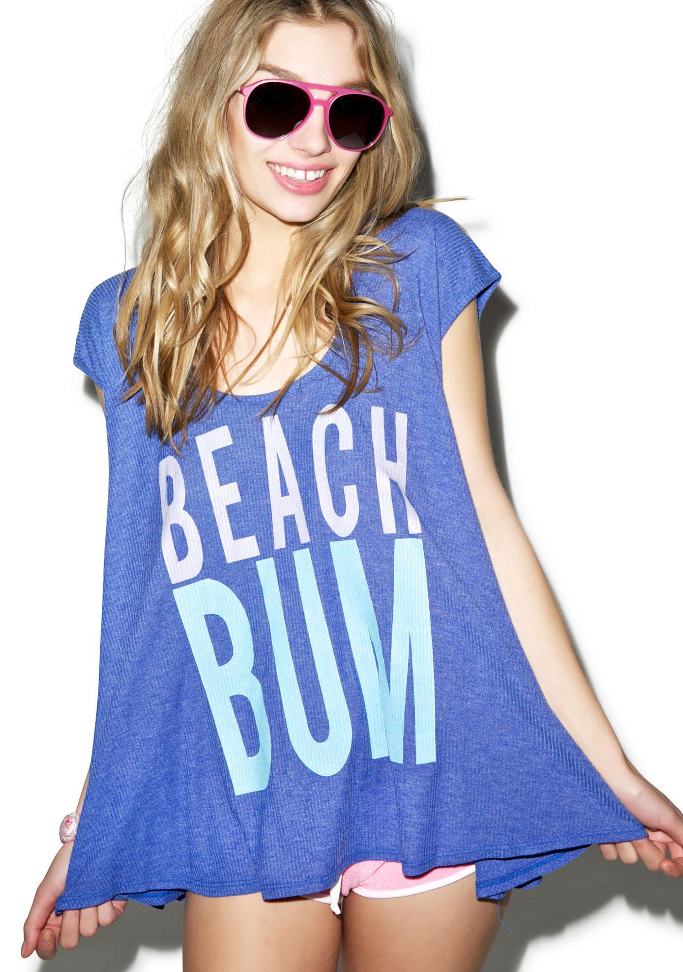 Wildfox Couture Beach Bum Tunic