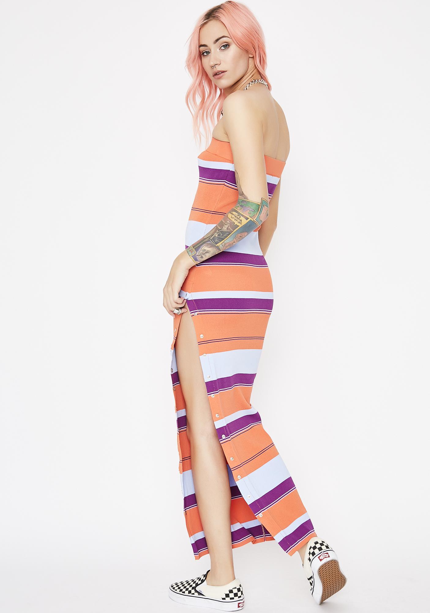 Candy Shop Maxi Dress