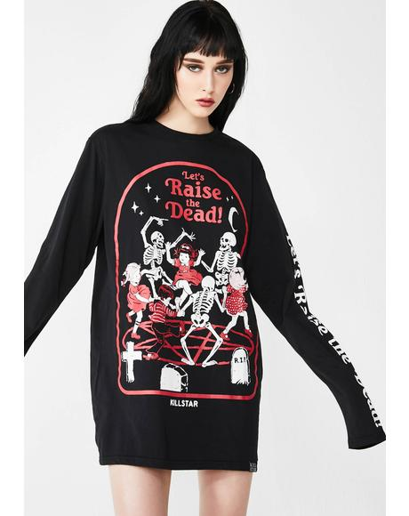 Raise The Dead Long Sleeve T-Shirt