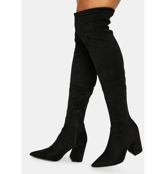 Steve Madden Jacoby Knee High Boots