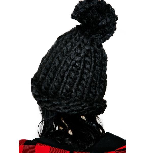 Hibernate Chunky Knit Beanie