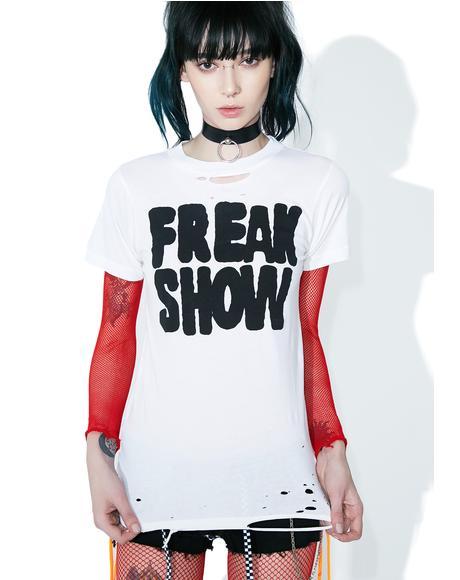 Freak Show Tee