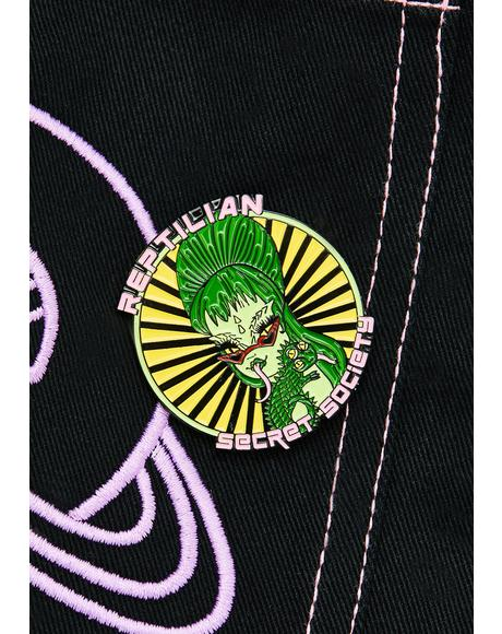 Secret Society Pin