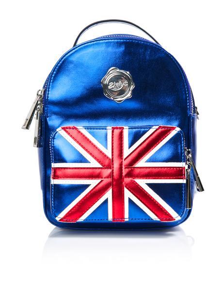 Cobalt Cooper Mini Backpack