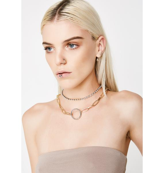 Two Chainz Layered Necklace