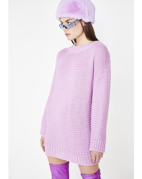 Kawaii Cutie Oversize Sweater