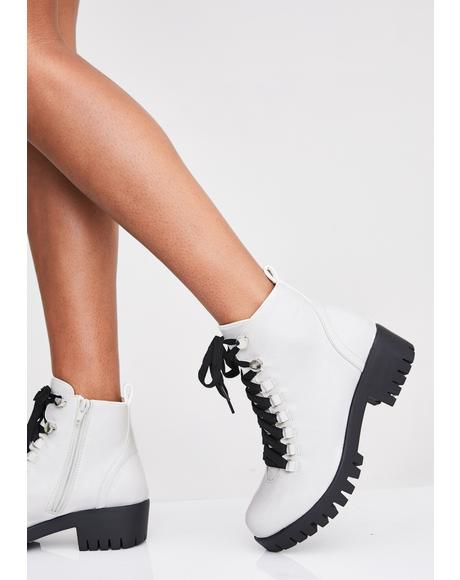 Winter Kick Rocks Ankle Boots