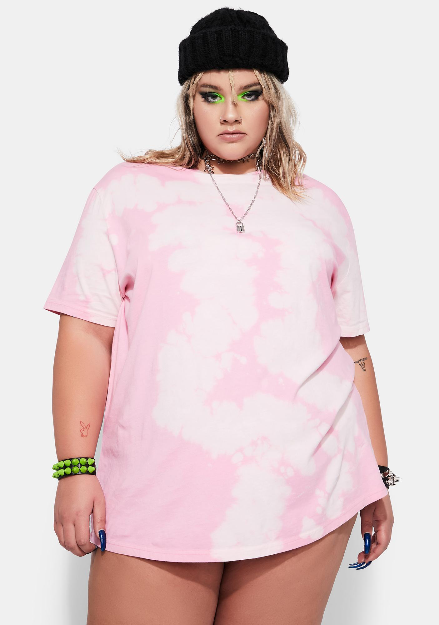 Current Mood Queen Maker Of Madness Oversized Tee