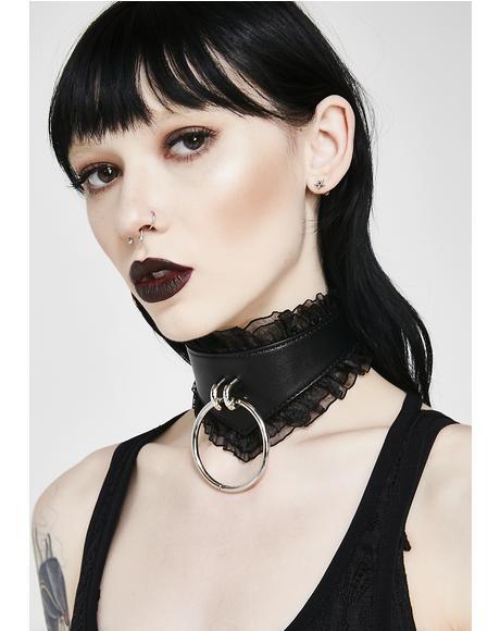 Lucy Lace Choker