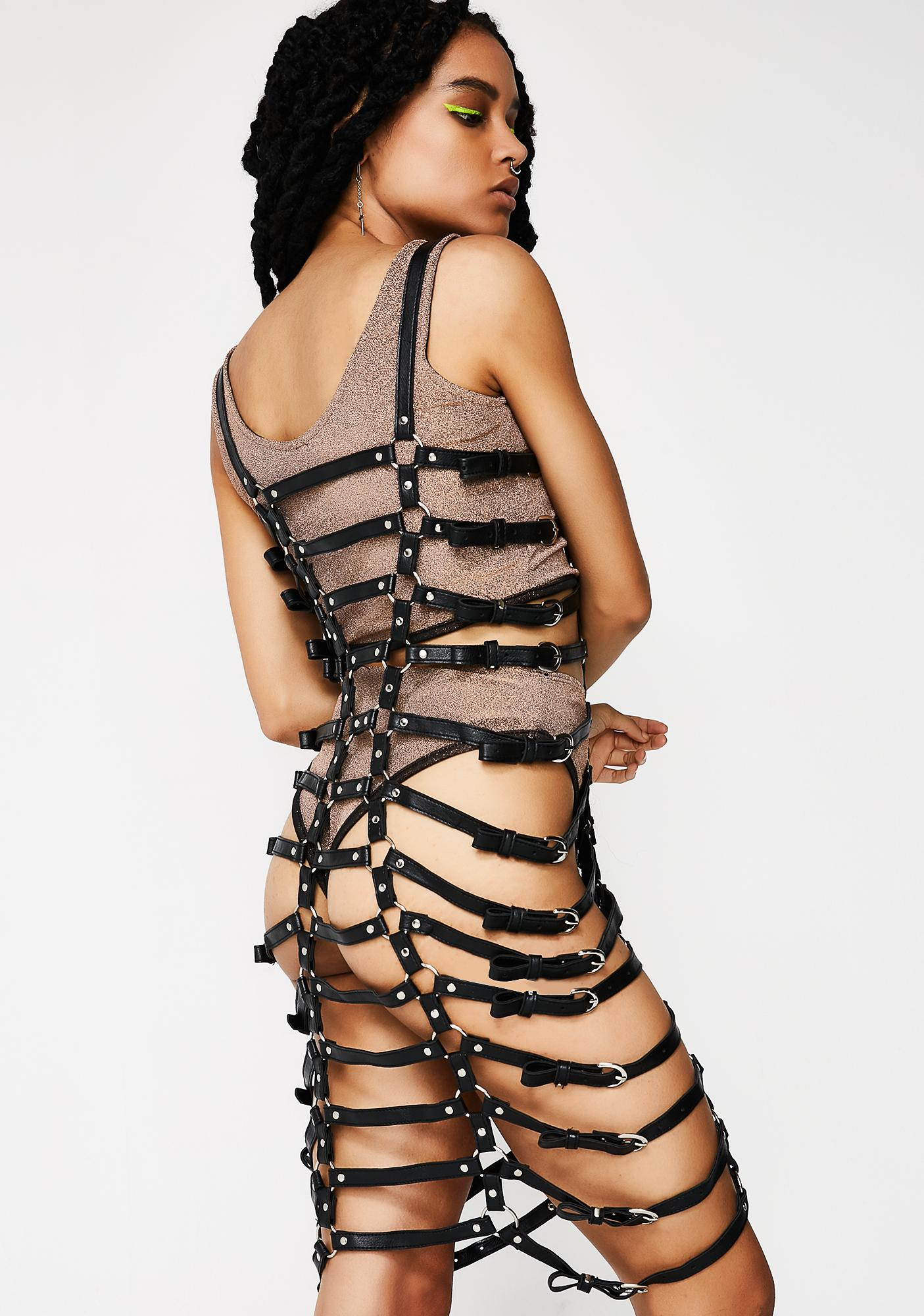 Kiki Riki Mz. Master Harness Dress