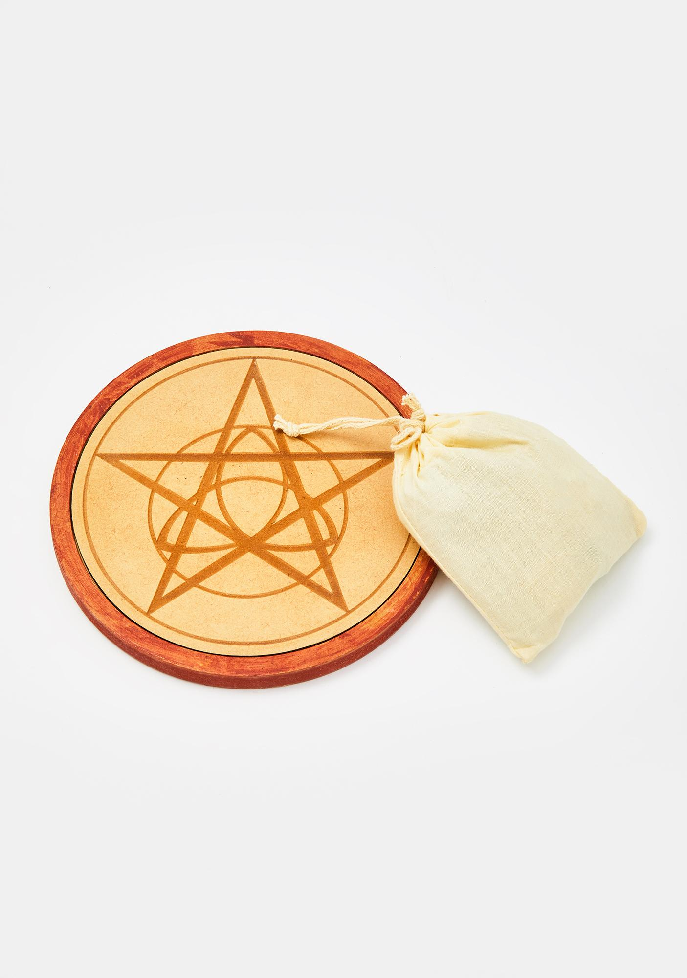 Power Of Protection Crystal Grid Set