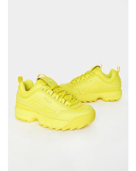 Limelight Disruptor II Premium Sneakers