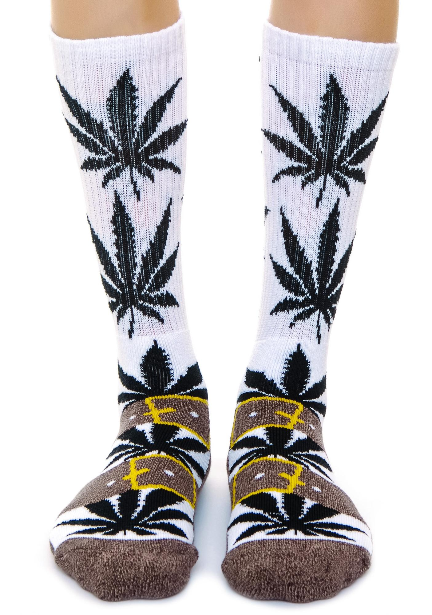 HUF Recreational Crew Sock
