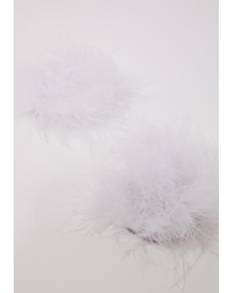 Creature Of Love Furry Pasties