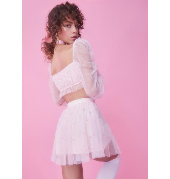 Sugar Thrillz Fairy Glam Mother Tulle Skirt