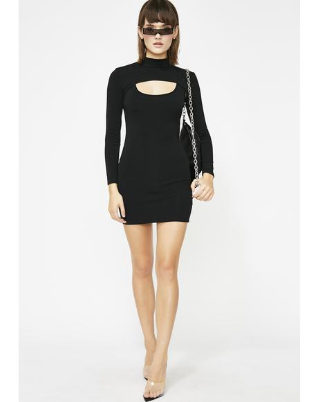 Dangerous Damsel Bodycon Dress
