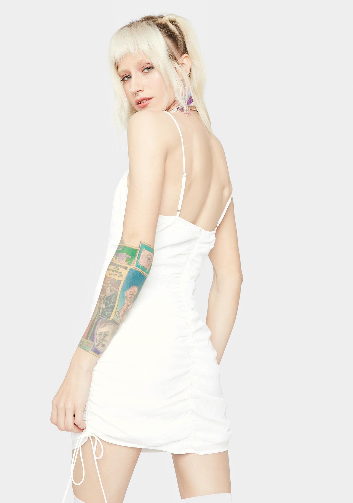 Pure Watch Me Werk Mini Dress