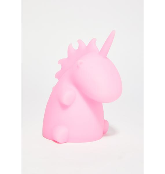 Smoko Pinky Unicorn Ambient Light