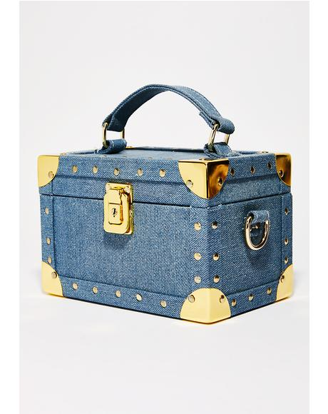 You're A Treasure Trunk Bag