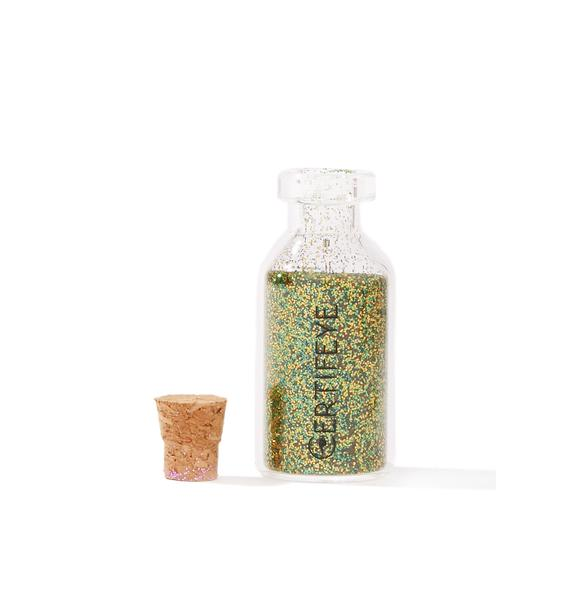 Certifeye Limelight Mini Glitter Bottle