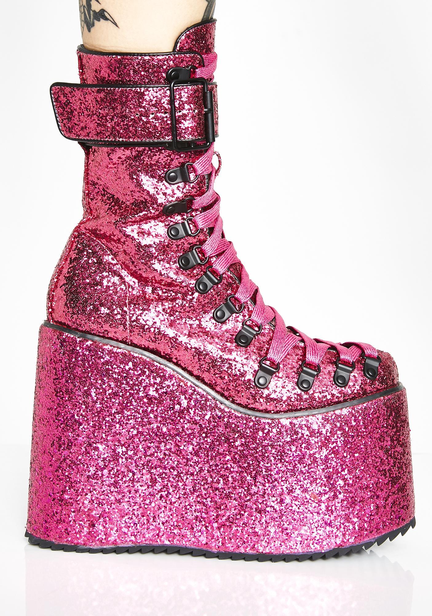 Club Exx Sugar Coated Traitor Boots