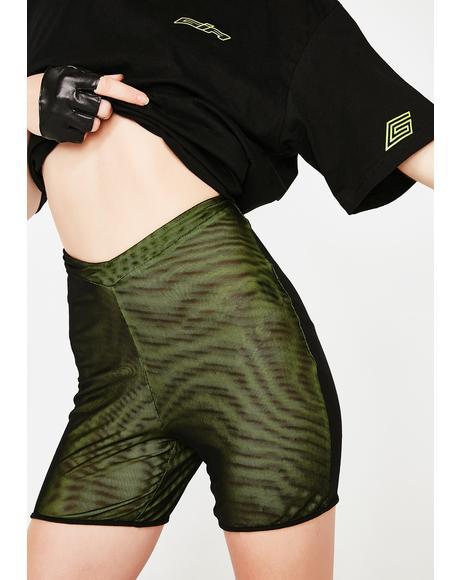 Salacia Shorts