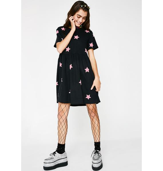 Starbeezy Babydoll Dress