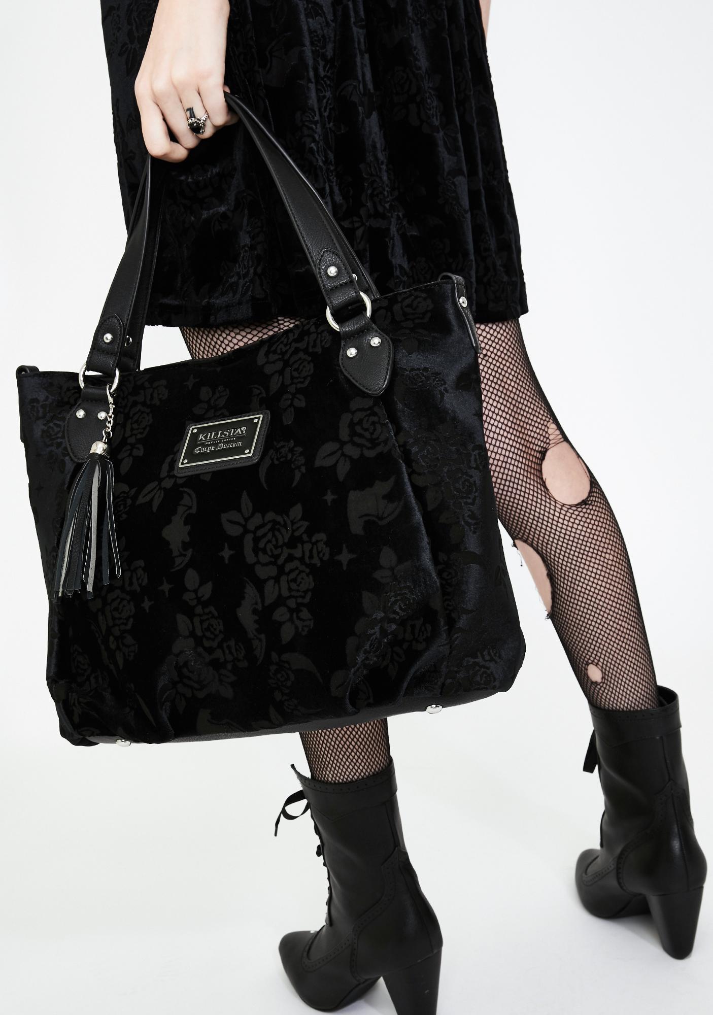 Killstar Under Your Spell Tote Bag