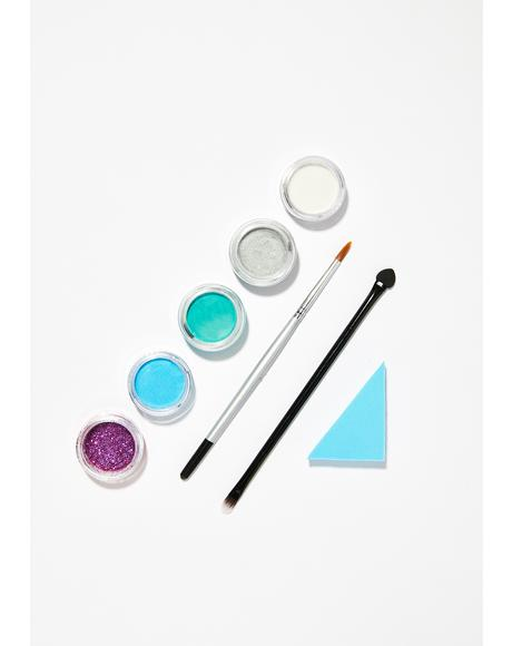 Mermaid Magic Makeup Kit