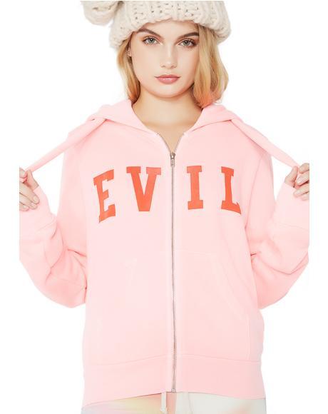 Evil Carta Devil Hoodie