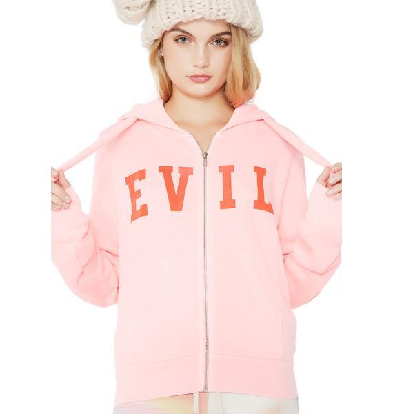 Wildfox Couture Evil Carta Devil Hoodie
