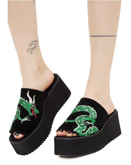 Phat Dragon Slides