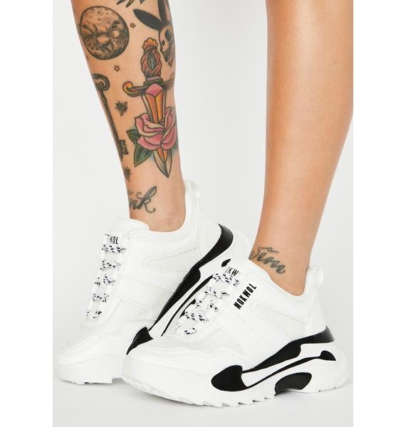 NOKWOL Namoney Chunky Sneakers